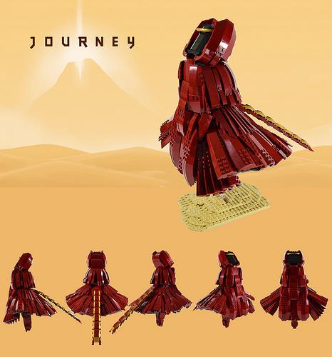 LEGO Journey Character