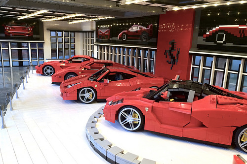 Ferrari Dealership
