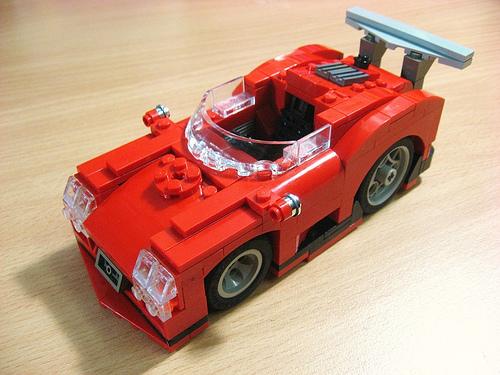Allister's Car