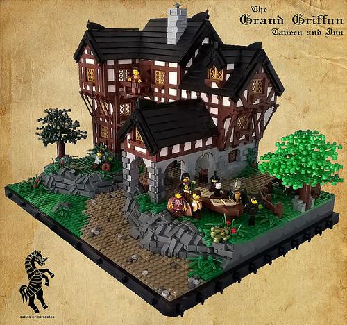 Grand Griffon - Corner