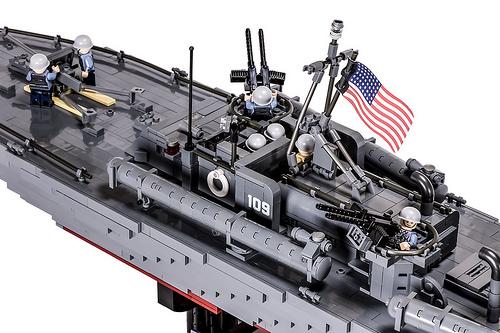 PT-109 - 80' Elco Motor Torpedo Boat