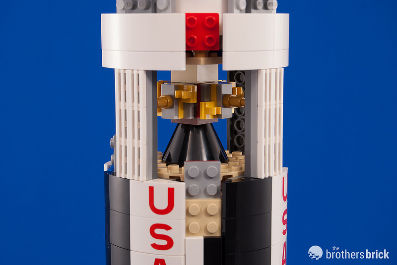 21309 NASA Apollo Saturn V