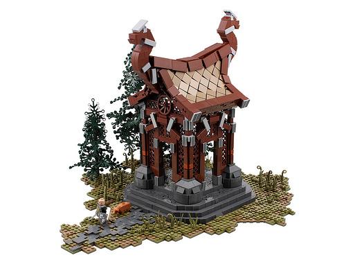 Nord Wayshrine 1 (Elder Scrolls Online)