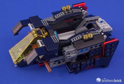70917 The Ultimate Batmobile