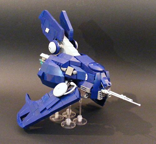 Bluud Spacecraft