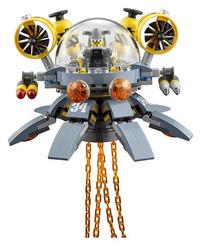 70610 Flying Jelly Sub