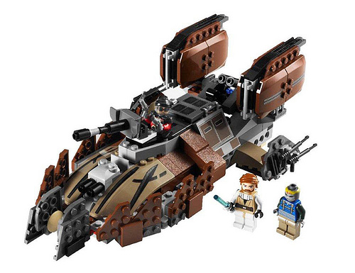 LEGO Star Wars 7753 Pirate Tank