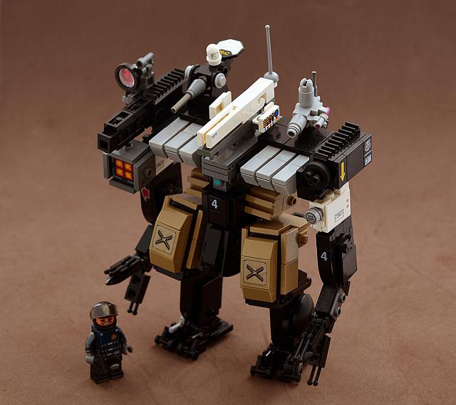 UD-ED Police Combat Asset
