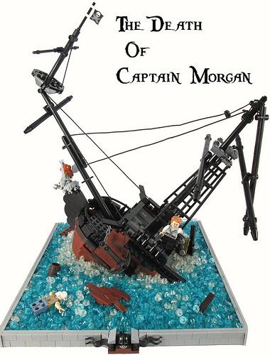 The Death Of Captain Morgan