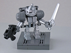LEGO future knight