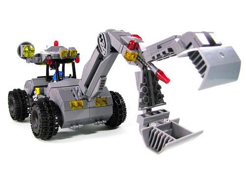 LEGO construction thingie