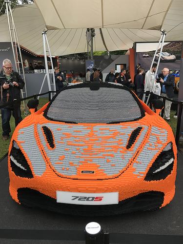 McLaren 720S by Bright Bricks