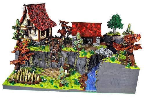 Medieval Sawmill