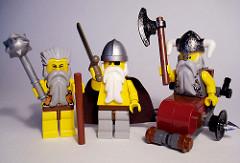 LEGO Cohen minifig