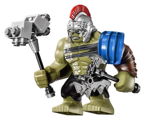 76088 Thor vs. Hulk Arena Clash