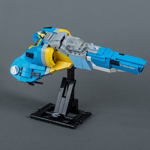 """Feisar FX350 (from """"WipEout Omega Collection"""")"""