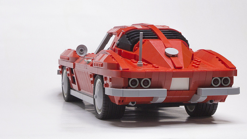 1963 Sting Ray Corvette