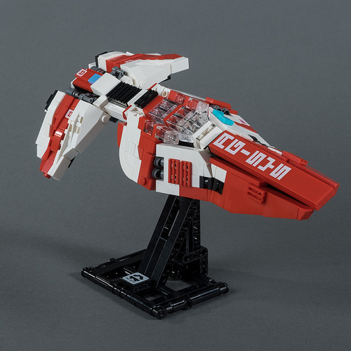 """AG-SYSTEMS FX350 (from """"WipEout Omega Collection"""")"""