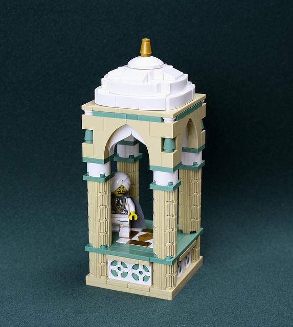 Arcade of the Sultan