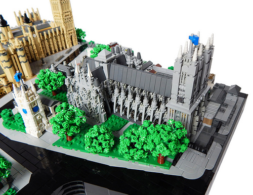 LEGO Westminster Abbey on Flickr