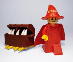 LEGO Rincewind minifig