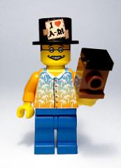 LEGO Twoflower minifig