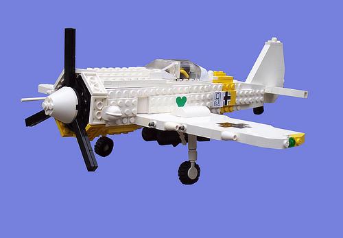 Lego Focke-Wulf World War II