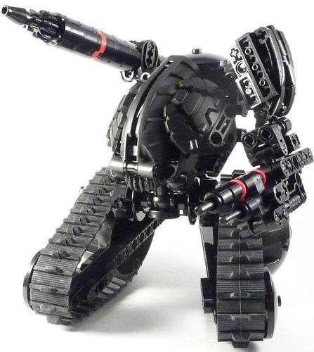 Bionicle tank