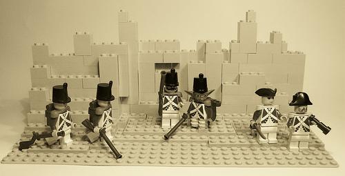 LEGO Yoda Foreign Legion