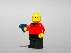LEGO Jean-Luc Picard minifig