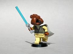 Custom LEGO Jedi Roron Corobb minifig
