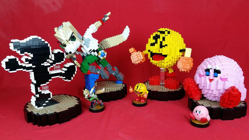LEGO Amiibo