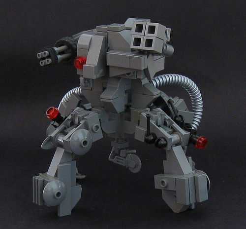 LEGO Terminator mecha