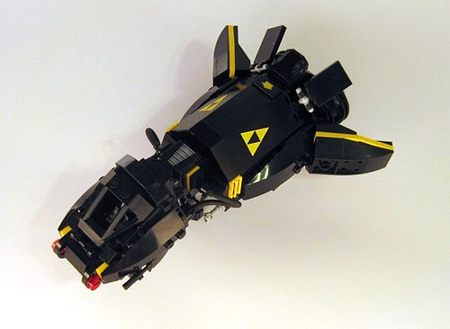 Neo-Blacktron Eliminator