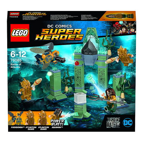 3 Lego Sets From Dcs Upcoming Justice League Movie Revealed News