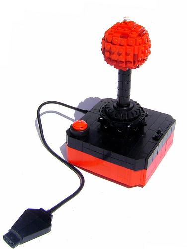 LEGO Amiga Wico Red Ball