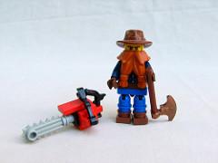 LEGO Lumberjack Woodsman