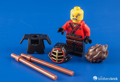 71019 Ninjago Movie Collectible Minifigures