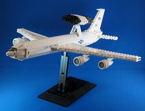 LEGO E3 Sentry Air Force