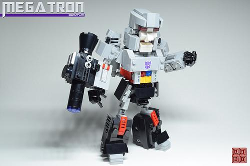1. I am Megatron!