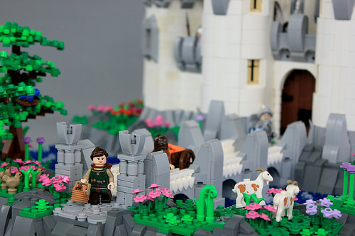 Minas Morgul: Heroic Rendition