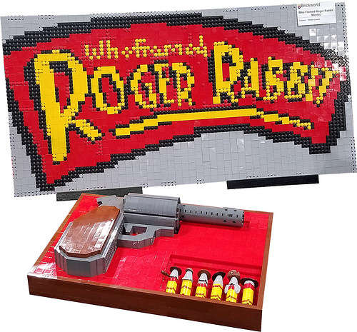 Who Framed Roger Rabbit by KC Bricklab