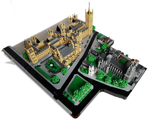 LEGO Westminster World Heritage Site on Flickr