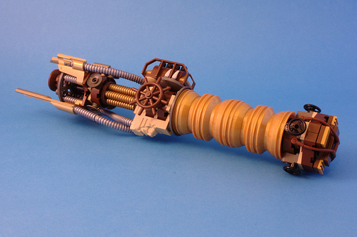 Steampunk Lightsaber