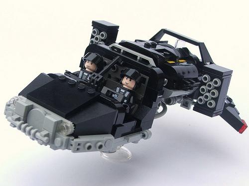 LEGO Neo-Blacktron speeder
