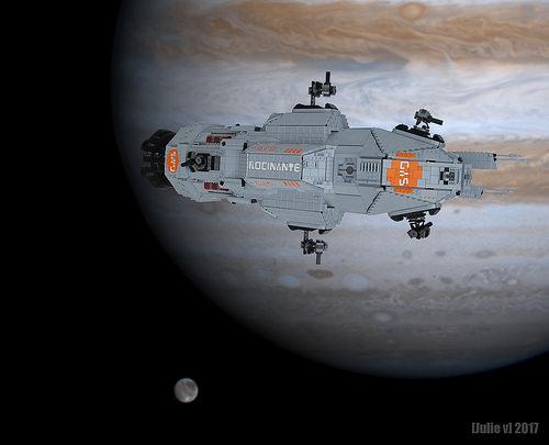Roci over Jupiter