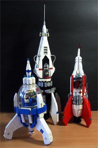 Al McLarens rockets