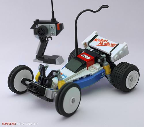 R/C Racing Buggy