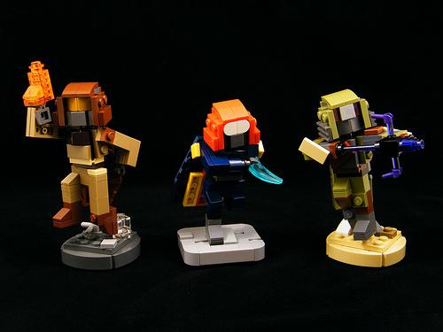 Destiny: Hunter Trio