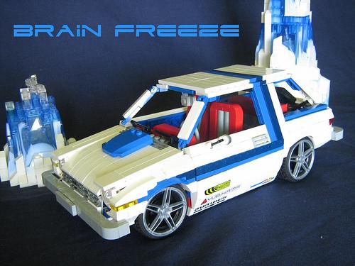 LEGO AMC Pacer